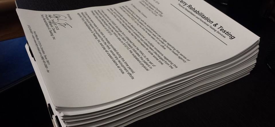 What a Medicare Appeal Looks Like